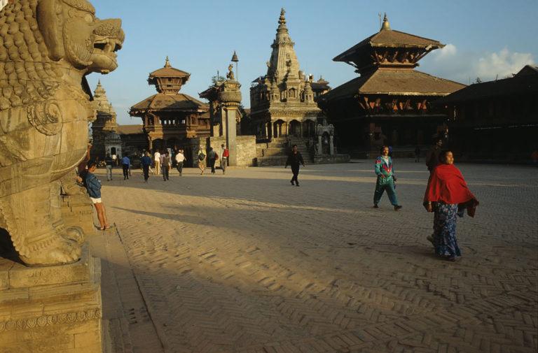 bhaktapur main square