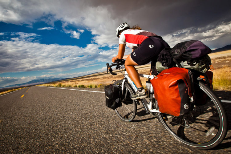 Cycling in America from Adam Coppola