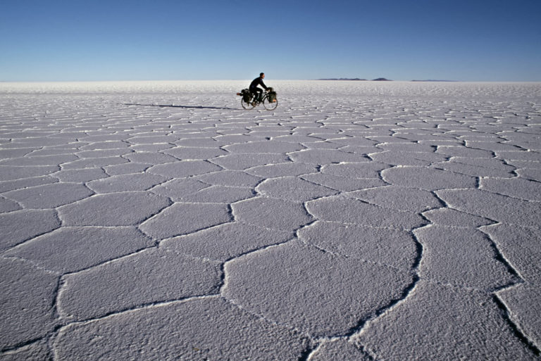 Cycling in Bolivia from Rick Galezowski