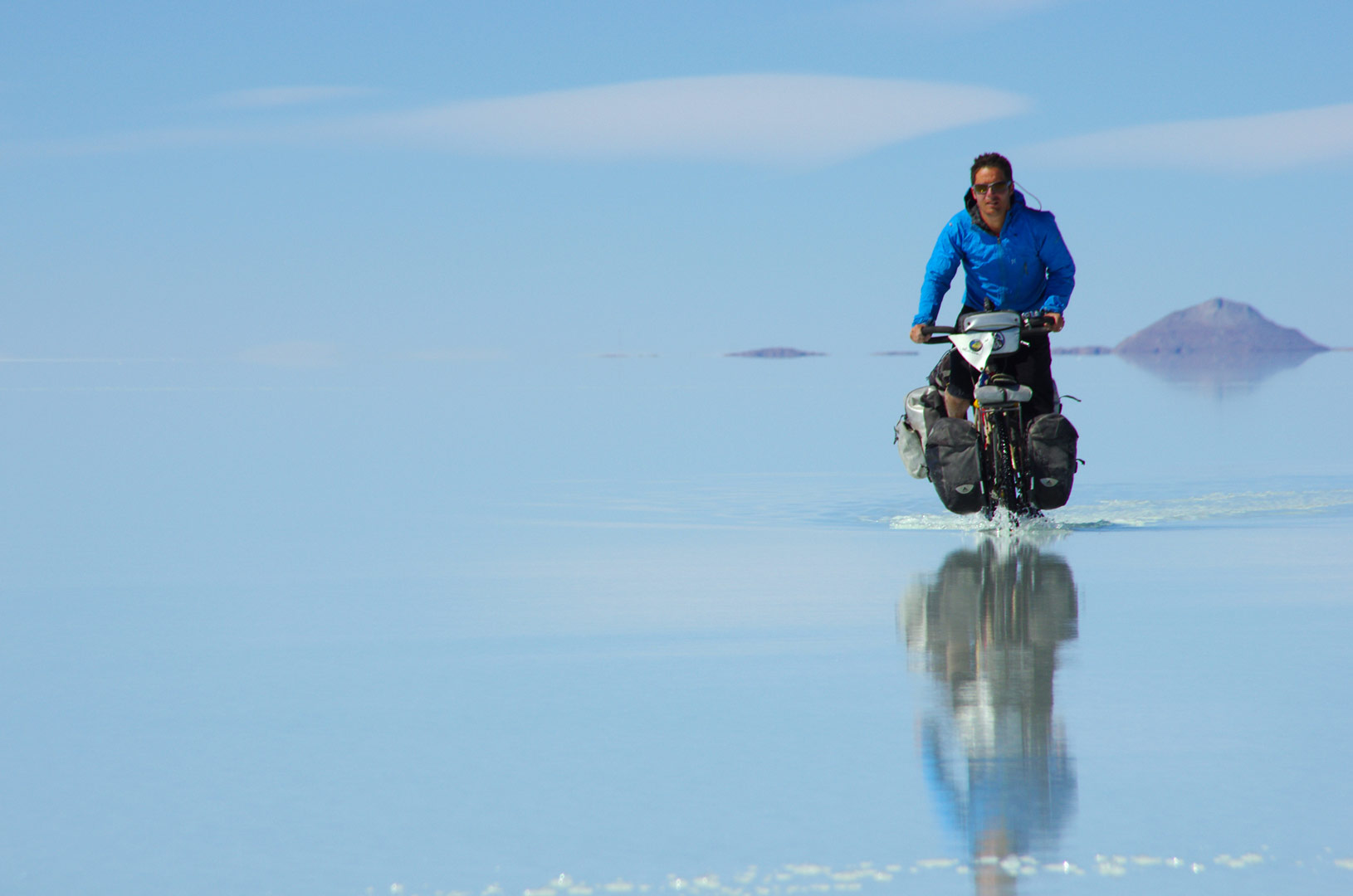 Cycling the Salar from Solidream