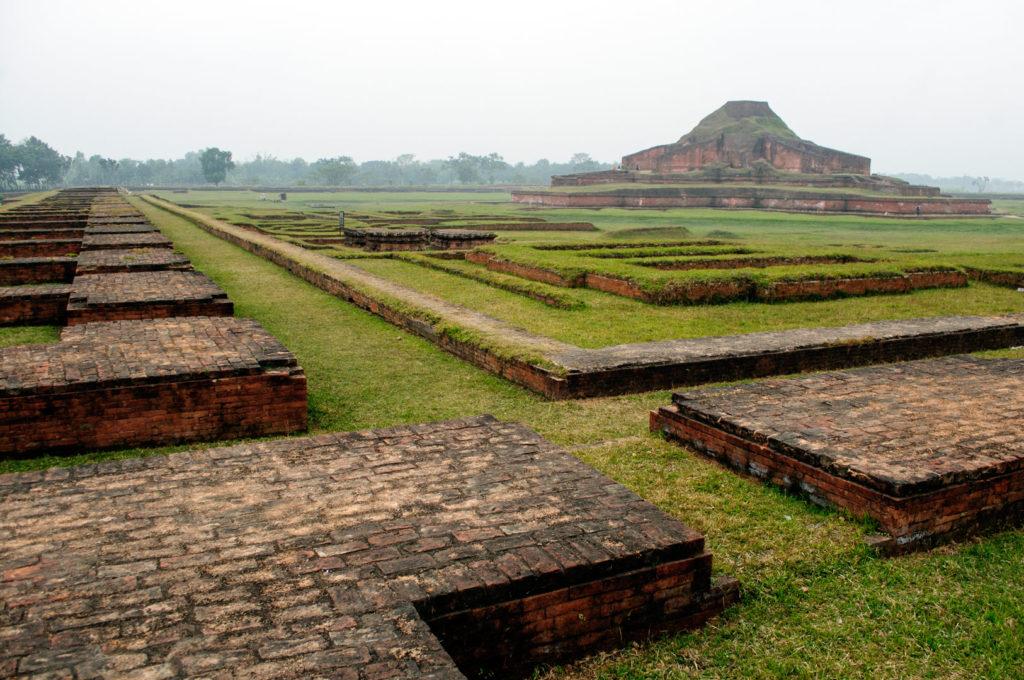 The Somapura Mahavihara in Paharpur, Badalgash is a Buddhist vihara.